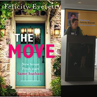 The Move by Felicity Everett