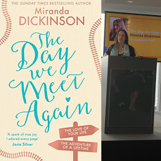 The Day We Meet Again by Miranda Dickinson