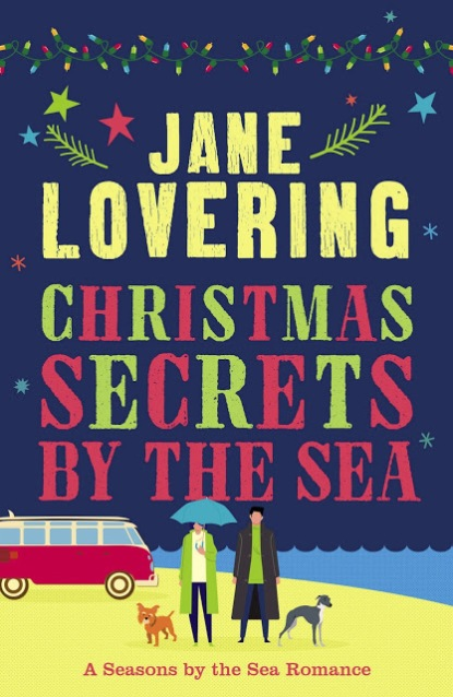 Christmas Secrets by the Sea by Jane Lovering book cover