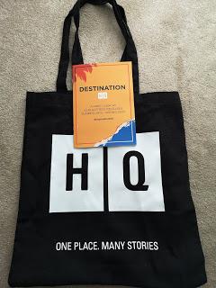 #DestinationHQ