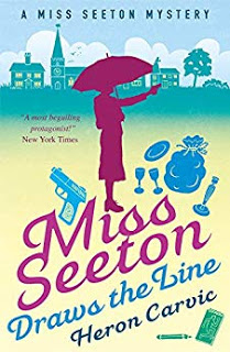 Miss Seeton Draws the Line by Heron Carvic